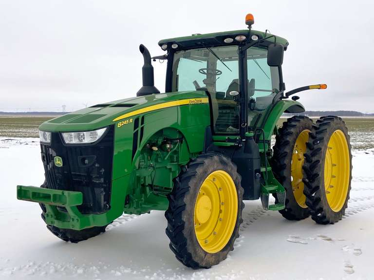February 10th (Wednesday) - Semi-Monthly STATEWIDE Farm / Construction / Municipality EQUIPMENT Online Consignment Auction