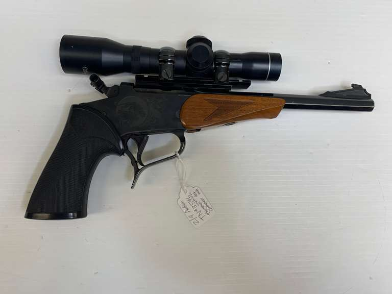 Thompson Center Contender .44 Mag. with Pistol Scope
