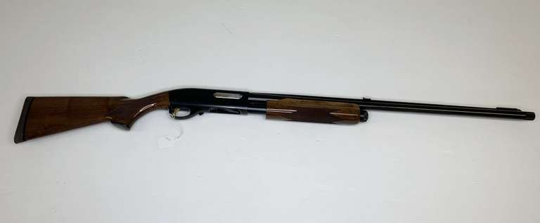 Remington 870 Magnum 12-Gauge Light Contour, This Item is From the Gerald Force Estate of Millington, MI