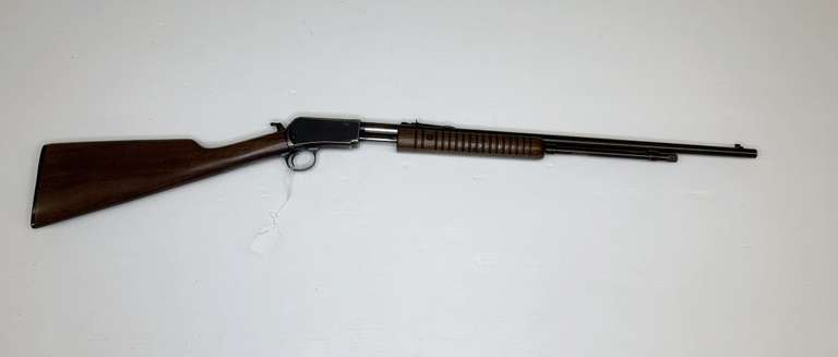 Winchester Model 62A .22 LR, This Item is From the Gerald Force Estate of Millington, MI