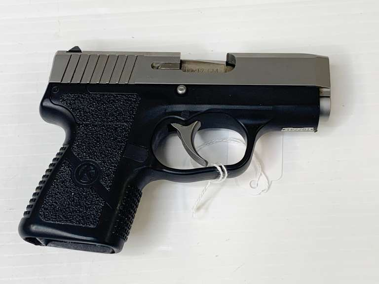 Kahr Arms CM9 9mm Pistol with Trigger Lock and (50) Rounds of Ammo