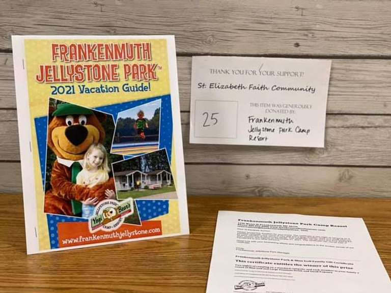 Frankenmuth Jellystone Camping/Golf Package, Includes: (2) Nights Camping on a Standard Campsite and a Round of Mini Golf for Each Member of the Family