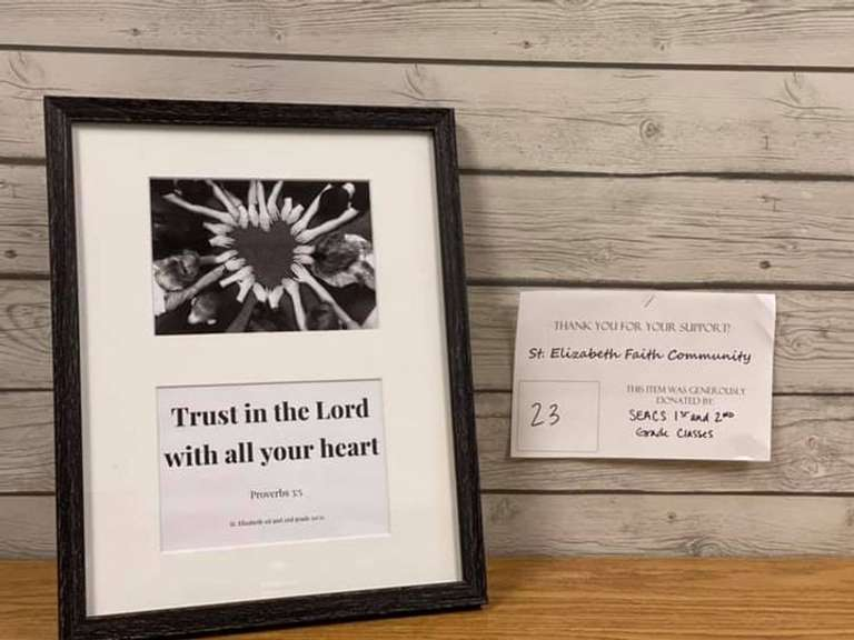 """Trust in the Lord"" Photo Print"