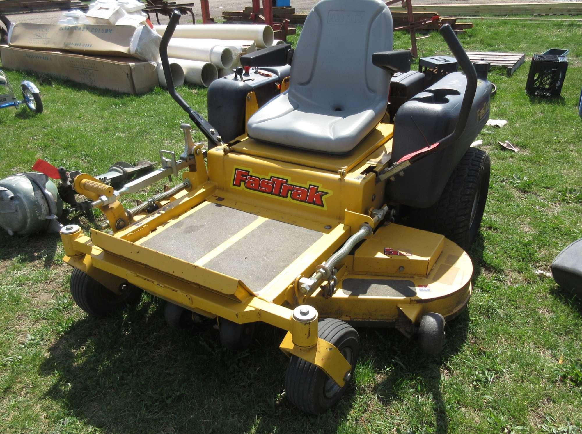 2008 Hustler Turf Equipment 52 Fastrak for sale in Wray