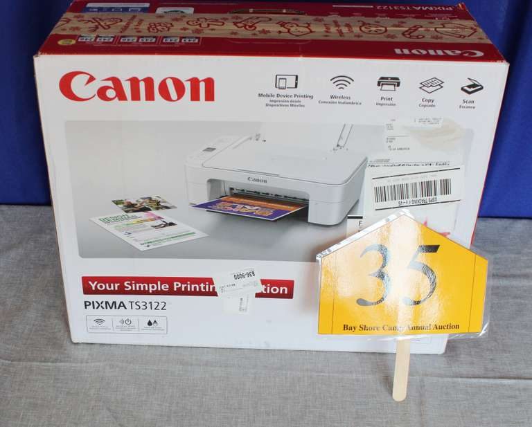 Cannon Pixma Printer TS3122