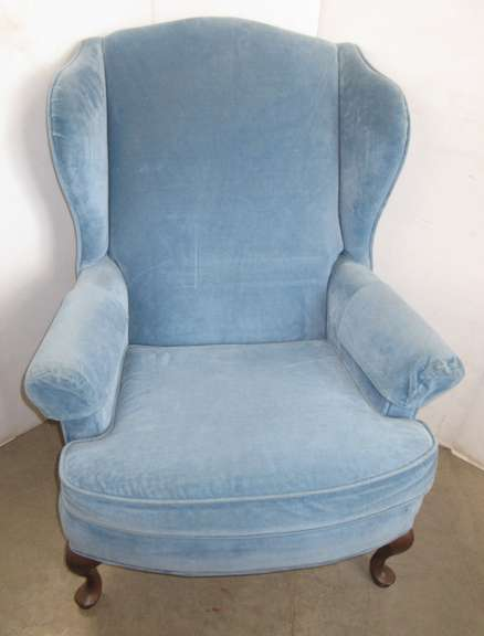 Antique Stratford Wingback Chair