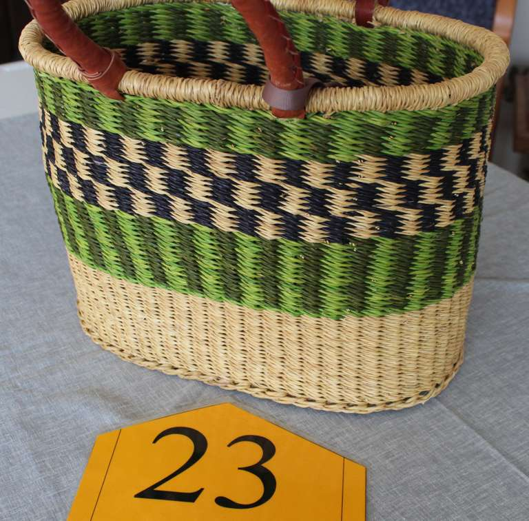 Handmade Blessing Basket