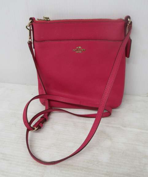 Coach Crossbody Bag, Authentic