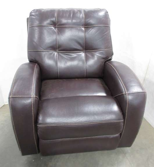 Brown Recliner/Rocker