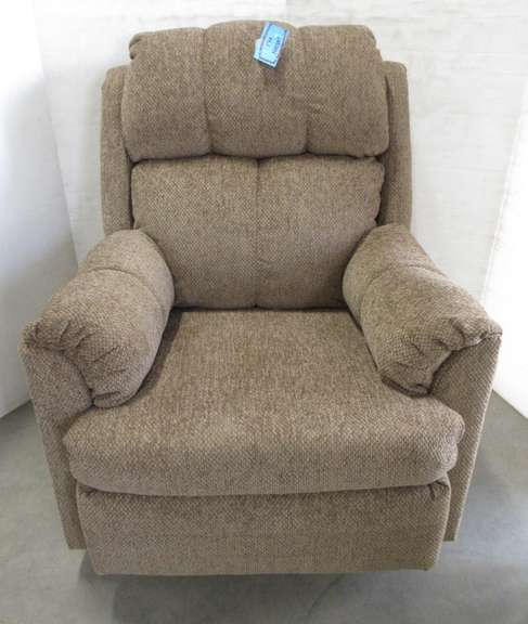 Tahoe Brown Recliner